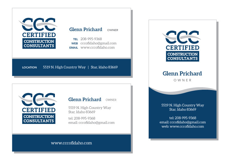 CCC business cards