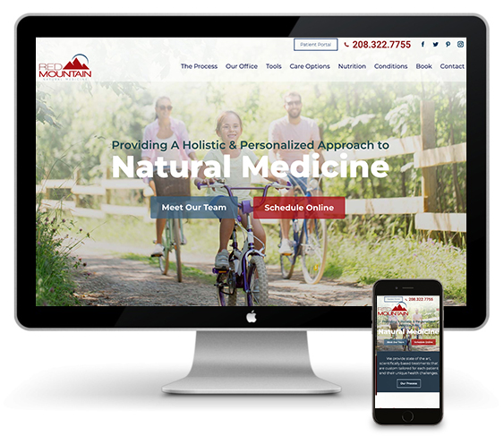boise custom web development